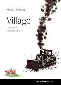 Village par Michel Pateau